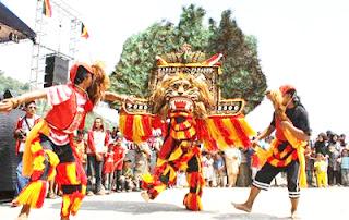 tarian tradisional jawa timur
