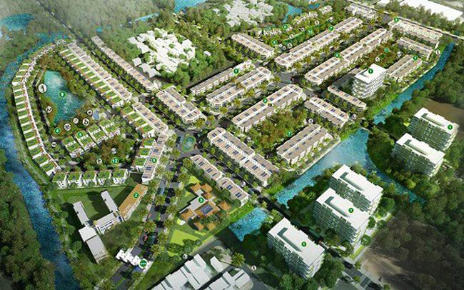 Vincity New Saigon ra mắt khu biệt thự, nhà phố quy mô hơn 2000 căn