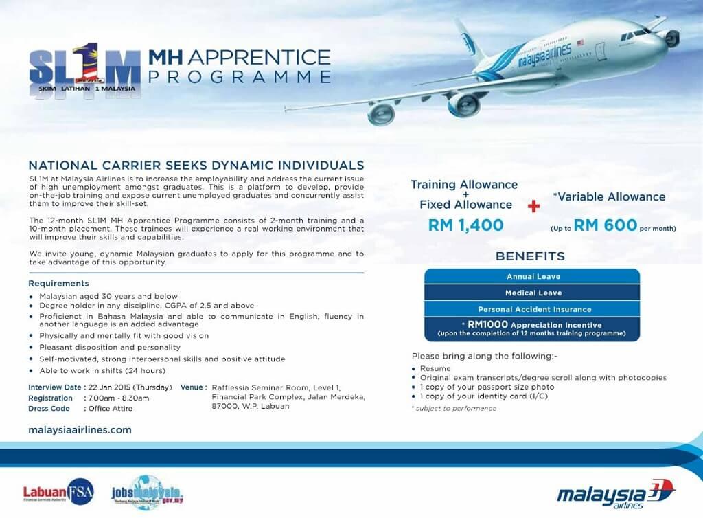 Malaysia Airlines (Sistem Penerbangan Malaysia)