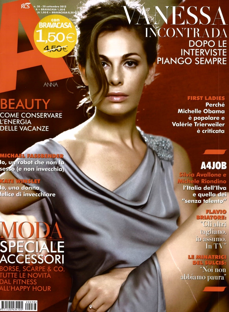 TCA Showroom: TCA Brands In Fashion Magazines--Part 2