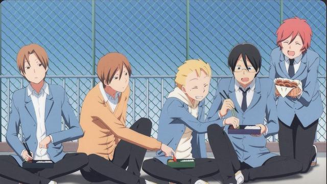 Kali Ini Hadir Dari An Anime Dengan Cerita Yang Ringan Karena Genre Nya Adalah Slice Of Life School Dipadukan Soft Comedy Menjadi Unggulan Saya