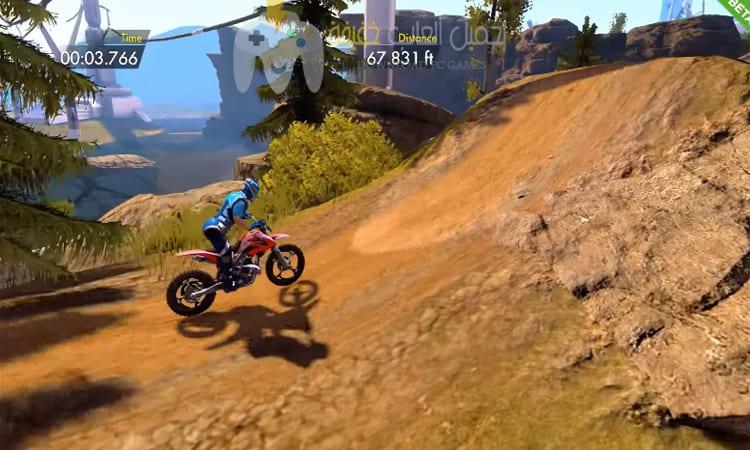 تحميل لعبة الدراجات النارية للكمبيوتر برابط مباشر
