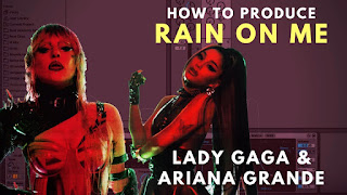 Lady Gaga Rain on Me English song with lyrics:-