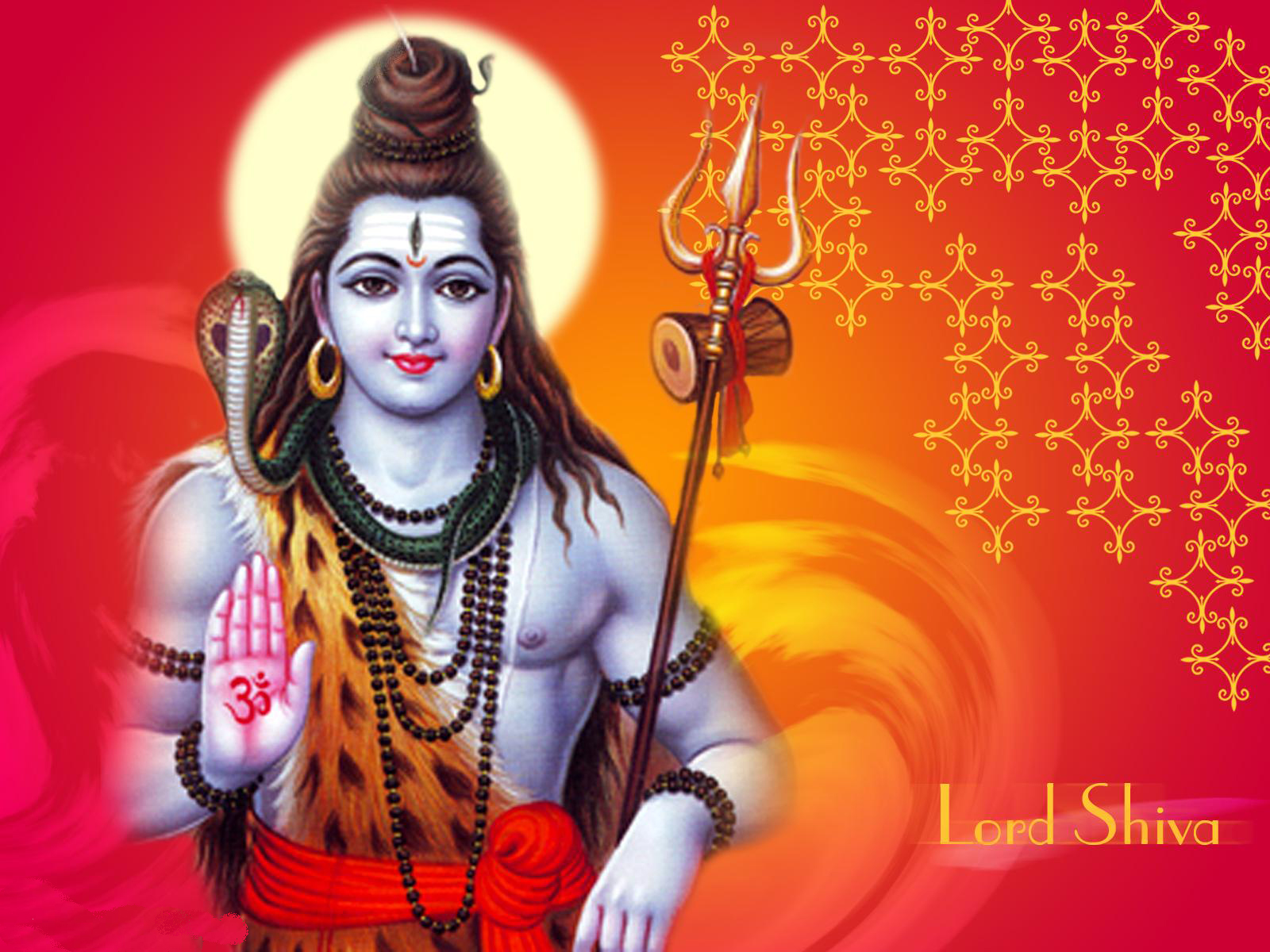 download hd wallpapers of lord shiva