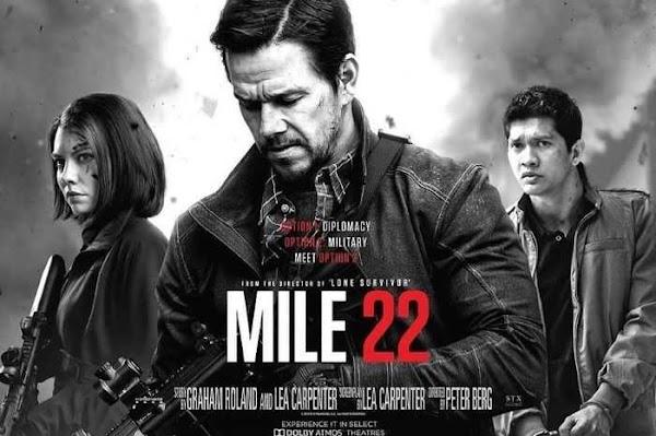 Download Film Mile 22 Sub Indo Full Movie 2018
