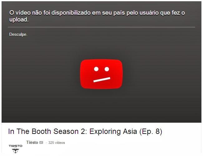 desbloquear vídeo bloqueado youtube