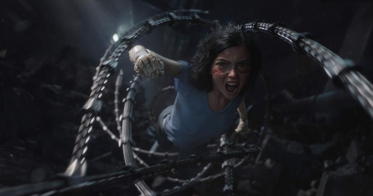 Alita: Battle Angel: Movie Review