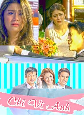 Chỉ Vì Anh (LT) - Phim bộ Philippines