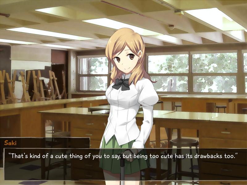 katawa shoujo android controls