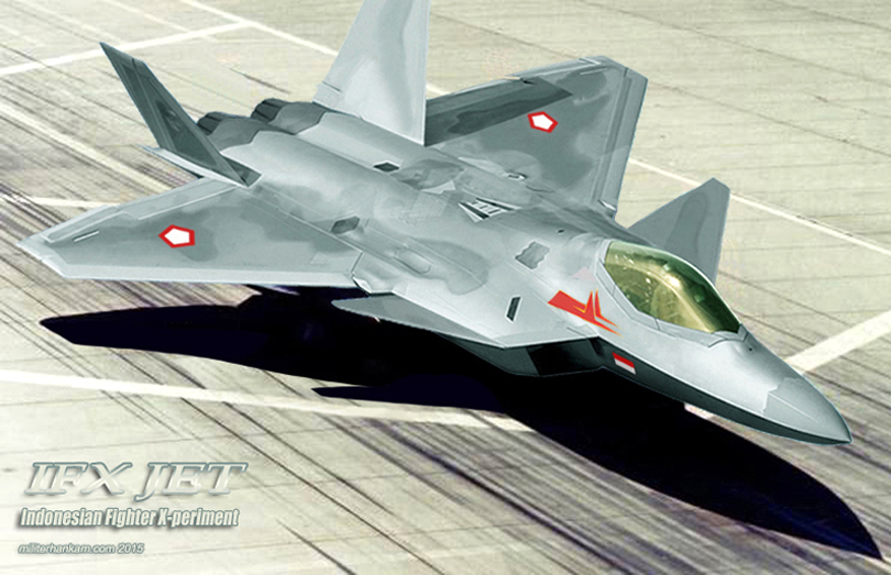 Pesawat Tempur I-FX Buatan Indonesia Diklaim Seimbang Dengan Sukhoi Su-35 Buatan Rusia