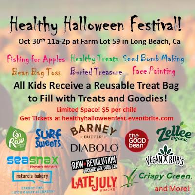 healthy halloween festival