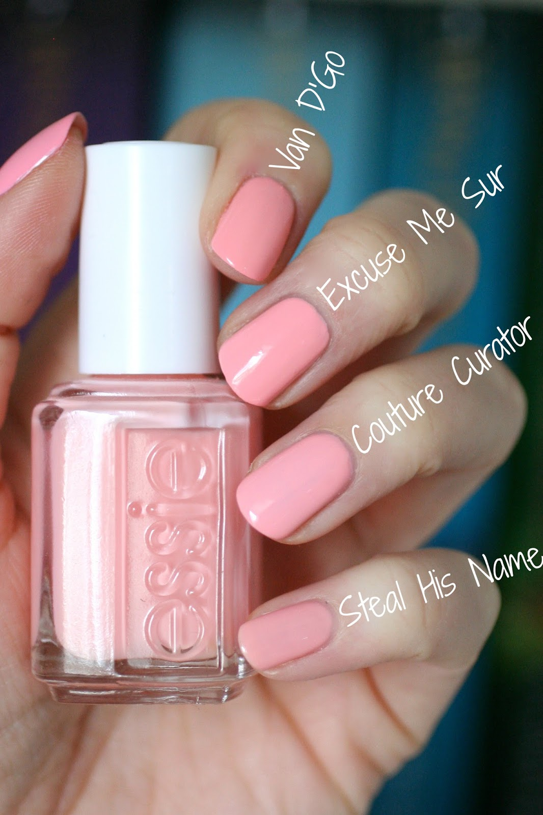 Essie Spring 2017 B\'aha Moment Collection : Review, Swatches ...
