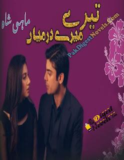 Tere Mere Darmiyaan Complete Novel By Mahi Shah