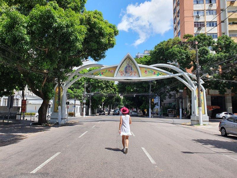 Destino Belém do Pará