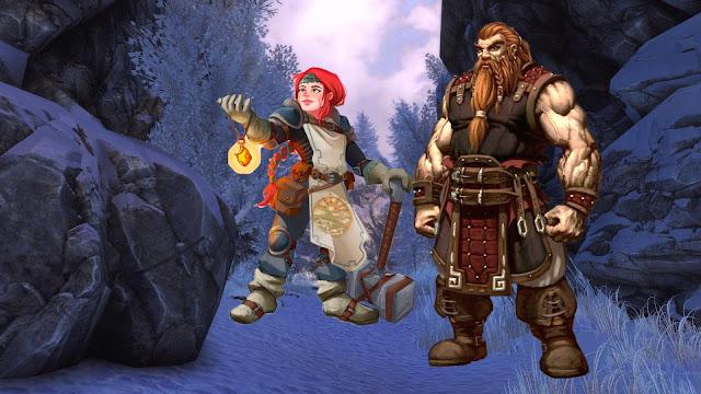 Icehammer Dwarves emerge from Torunedar,