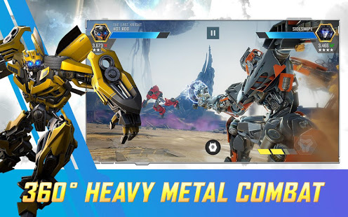 TRANSFORMERS: Forged to Fight Mod Apk Download