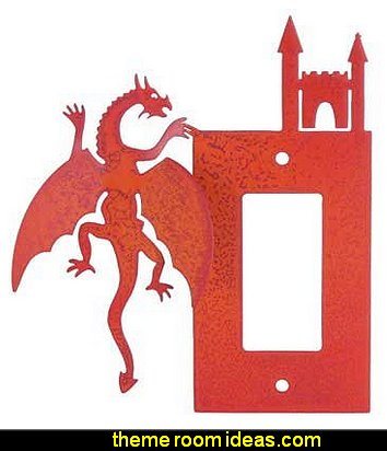 Dragon Switch Plate