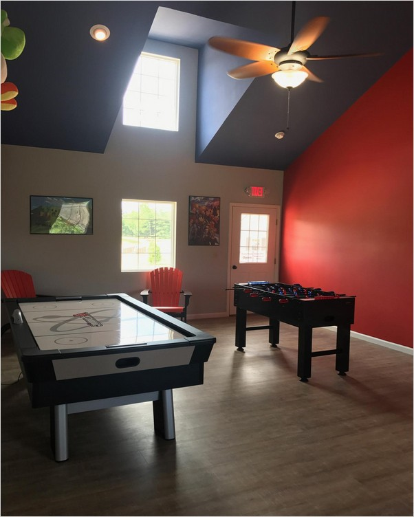 Game Room Furniture Home Interior Exterior Decor Design Ideas