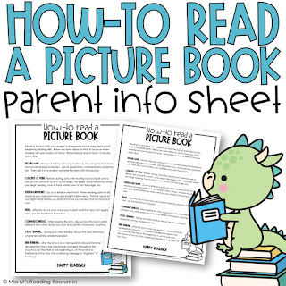 https://www.teacherspayteachers.com/Product/How-to-Read-a-Picture-Book-4680585