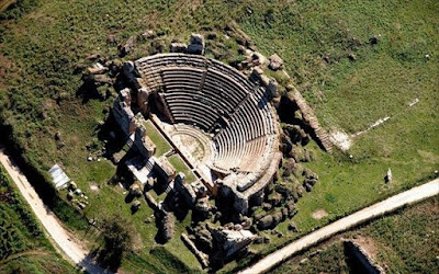 """""""Πράσινο φως"""" για την ολοκλήρωση των στερεωτικών επεμβάσεων και αποκατάστασης τοιχοποιιών του Θεάτρου της Αρχαίας Νικόπολης"""