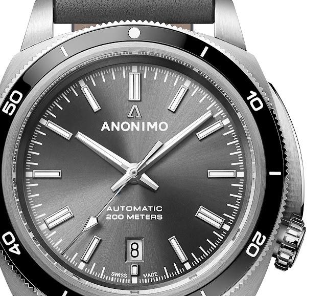 Anonimo Nautilo Vintage Anthracite (ref. AM-5019.09.101)