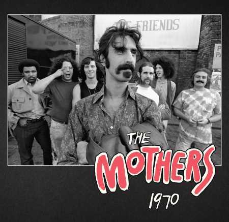 FRANK ZAPPA: Box set με ανέκδοτες ηχογραφήσεις των Mothers