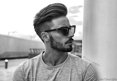 Undercut Short Haircut For Men 2019-2020 (Hairstyle Updates - www.hairstyleupdates.com)