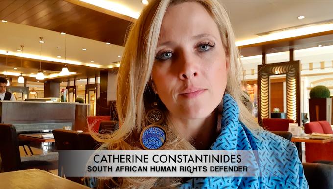 ناشطة دولية تنتقد تبني بعض القوى الدولية سياسة غض الطرف تجاه إستمرار الإحتلال المغربي نهب موارد الشعب الصحراوي وإنتهاك الشرعية الدولية.