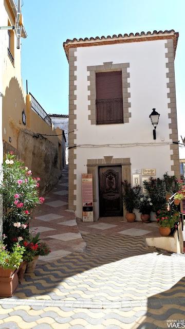 Centro de Interpretación Jorge Manrique, Chiclana de Segura