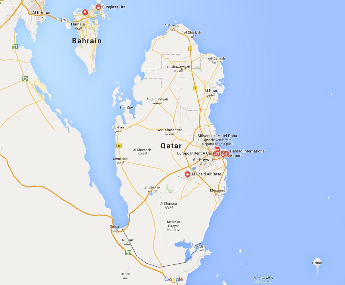 Qatar Airports