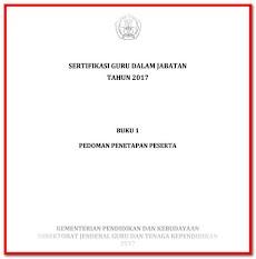 [DOWNLOAD] Pedoman Penetapan Sergur Tahun 2017 Format PDF