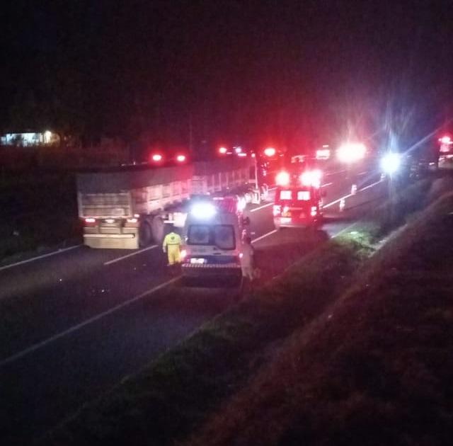 Após acidente na SP-425, motorista acaba preso por porte de arma  - Adamantina Notìcias