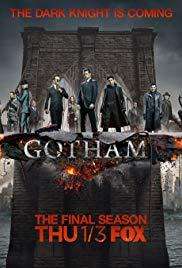 Assistir Gotham 5 Temporada Online Dublado e Legendado