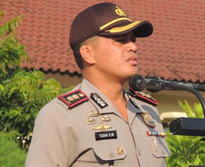 AKBP Yudhi Sulistianto Wahid Jabat Kapolres Subang, Jawa Barat