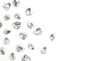Szlifowane diamenty