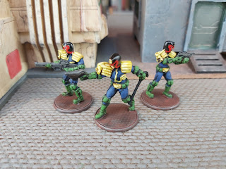 Warlord Games' new Street Judges