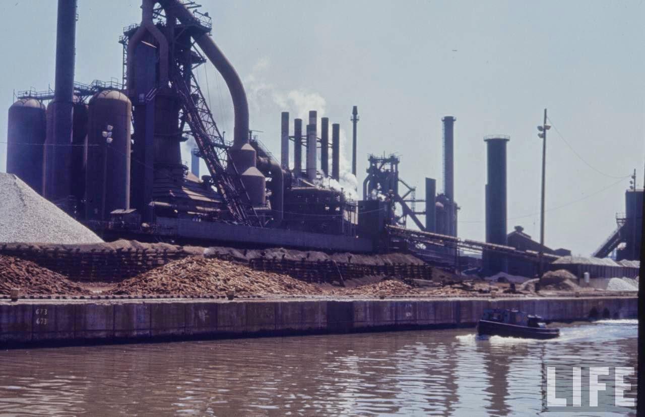 Industrial Pollution Pencemaran Alam Sekitar