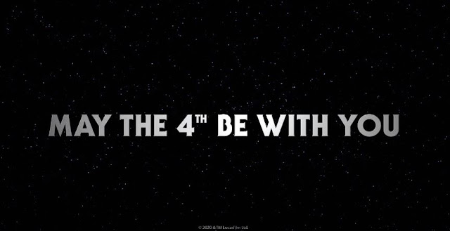 #MayThe4thBeWithYou, Disney, Lucasfilm, Star Wars, Celebrating May the 4th in a Galaxy Far, Far Away