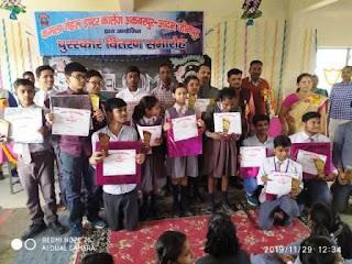 Jaunpur : हर बच्चों में होती है प्रतिभा सिर्फ निखारने की जरूरत: डा. सत्यराम