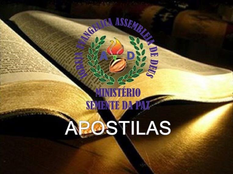 GRATIS APOSTILAS BAIXAR ESTUDOS BIBLICOS DE