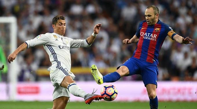 Iniesta misses training ahead of Espanyol v Barcelona derby