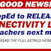 DepEd to release connectivity load to teachers next month