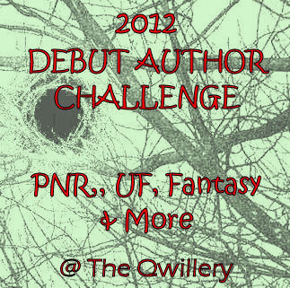 2012 Debut Author Challenge - November 2012 Debuts