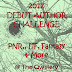 2012 Debut Author Challenge - March 2012 Debuts