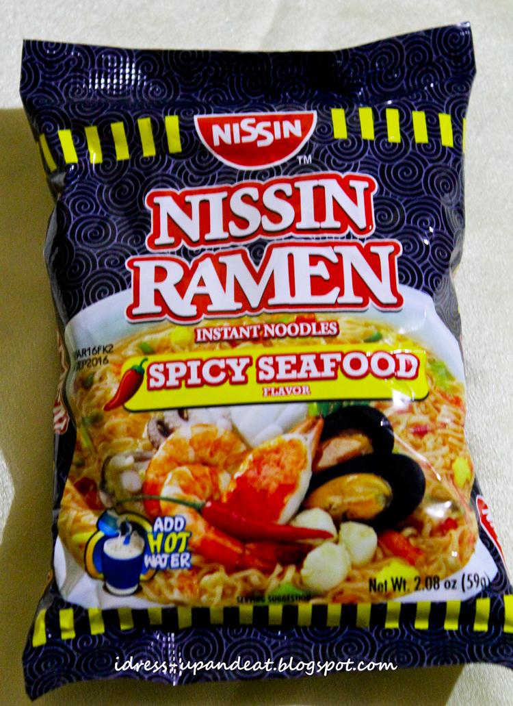 how to cook nissin ramen