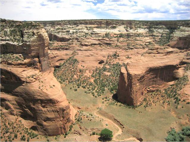 Canyon de Chelly National Monument – Arizona - EUA
