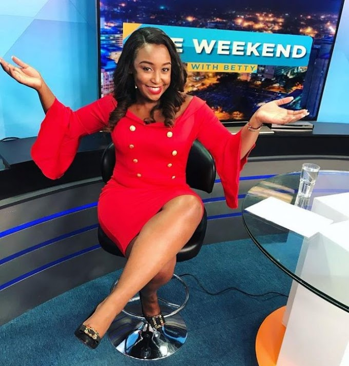 Exclusive story of Betty Kyalo's firing from K24, more journalists to be sent home this week