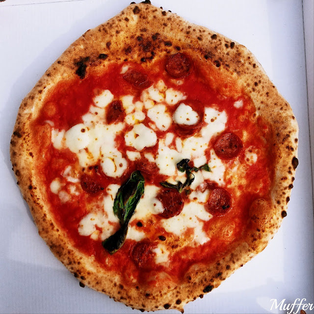 Pizzería Da Bruno - Diavola