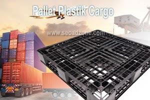 Perusahaan Distributor Pallet Plastik Cargo Kualitas Ekspor