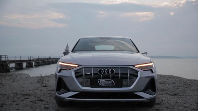 اودي تعلن عن سيارتيها الجديدتين RS Q8 و E-Tron Sportback 2020